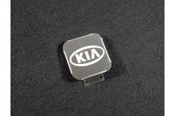 Заглушка фаркопа с логотипом Kia