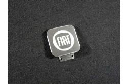 Заглушка фаркопа с логотипом Fiat