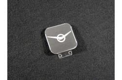 Заглушка фаркопа с логотипом Уаз