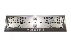 Рамка номерного знака Foton