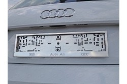 Рамка номерного знака Audi A1