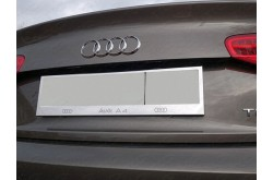 Рамка номерного знака Audi A4