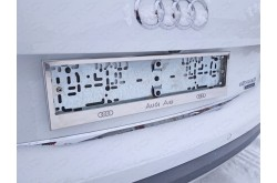 Рамка номерного знака Audi A6