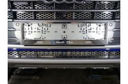 Рамка номерного знака Audi Q5