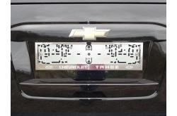 Рамка номерного знака Chevrolet Tahoe