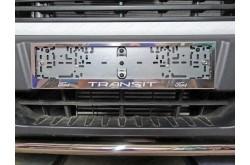 Рамка номерного знака Ford Transit