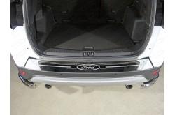 Накладка на задний бампер Ford Kuga 2