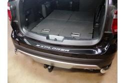 Накладка на задний бампер Ford Explorer 5