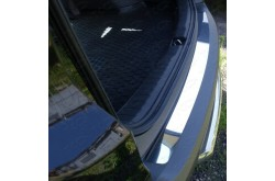 Накладка на задний бампер Honda CR-V 4