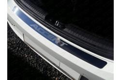Накладка на задний бампер Hyundai Accent 4