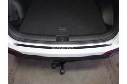 Накладка на задний бампер Hyundai Creta