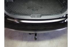 Накладка на задний бампер Hyundai Grand Santa Fe