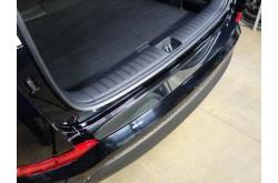 Накладка на задний бампер Hyundai Tucson