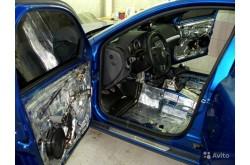 Шумоизоляция Chevrolet Orlando