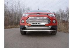 Решетка радиатора Ford EcoSport верхняя