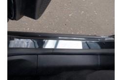 Накладки на пороги Chevrolet Cruze
