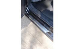 Накладки на пороги Datsun mi-Do