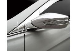 Накладки держателей зеркал Hyundai Sonata