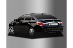 Накладки задних фонарей Hyundai Sonata