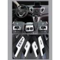 Молдинги интерьера Honda CRV