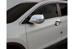 Накладки на зеркала Honda CRV