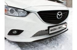 Решетка радиатора  Mazda 6 GJ рестайлинг нижняя