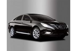 Накладки низа дверей Hyundai Sonata