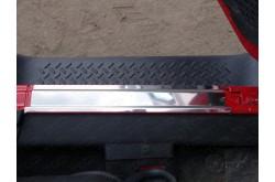 Накладки на пороги Jeep Wrangler