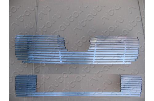 Решетки для Toyota Land Cruiser 120 и 200