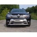 Решетка радиатора Renault Duster рестайлинг нижняя