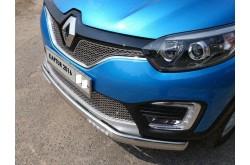 Решетка радиатора Renault Kaptur нижняя