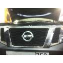 Сетка в бампер Nissan Pathfinder с установкой