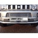 Решетка радиатора Suzuki  Jimny JB 43 рестайлинг нижняя 12мм