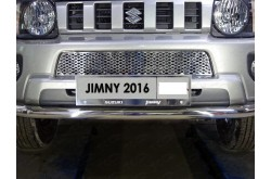 Решетка радиатора Suzuki  Jimny JB 43 рестайлинг нижняя