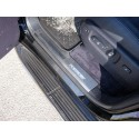 Накладки на пороги Lexus LX570 Sport