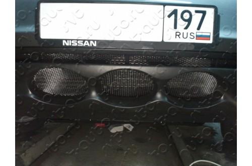 Защитная сетка Nissan Juke с установкой