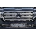 Решетка радиатора Toyota Land Cruiser 200 Excalibur нижняя