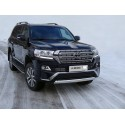 Решетка радиатора Toyota Land Cruiser 200 Executive верхняя