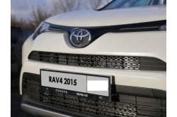 Решетка радиатора Toyota Rav4 CA40 рестайлинг внутренняя