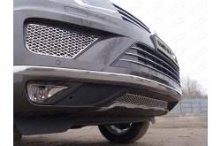 Решетки радиатора Volkswagen Touareg 2 боковые
