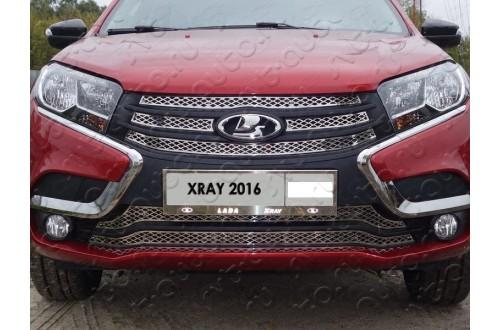 Решетка радиатора Lada XRAY нижняя