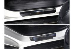 Накладки на пороги Toyota Fortuner