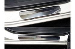 Накладки на пороги Toyota Hilux