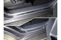 Накладки на пороги Toyota Land Cruiser Prado