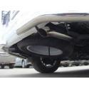 Насадка на глушитель Lexus GX460