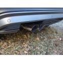 Насадки на глушитель Volkswagen Tiguan