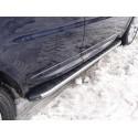 Пороги алюминиевые Range Rover Sport