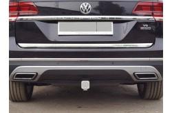 Фаркоп под квадрат Volkswagen Teramont