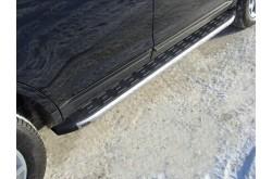 Пороги алюминиевые Mazda CX-5