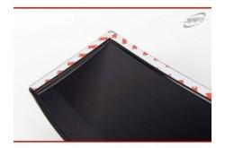 Дефлектор заднего стекла Hyundai Elantra XD